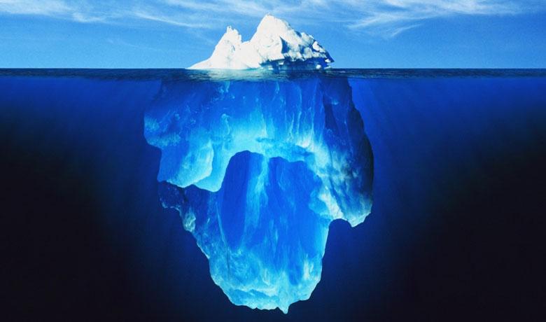 海明威的「冰山」理论