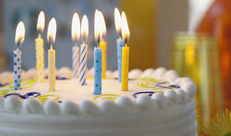 今天是我的生日